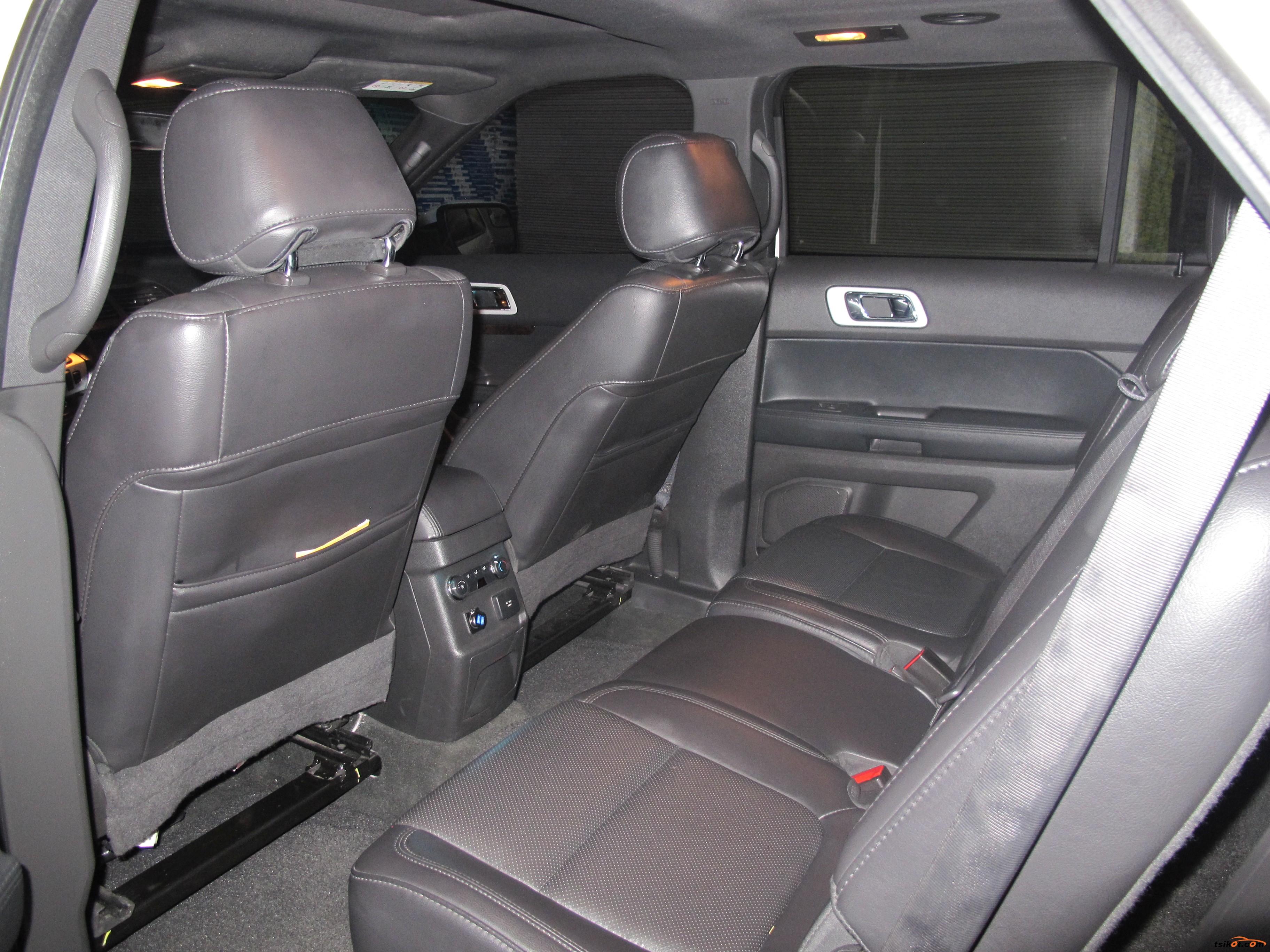 Ford Explorer 2014 - 2