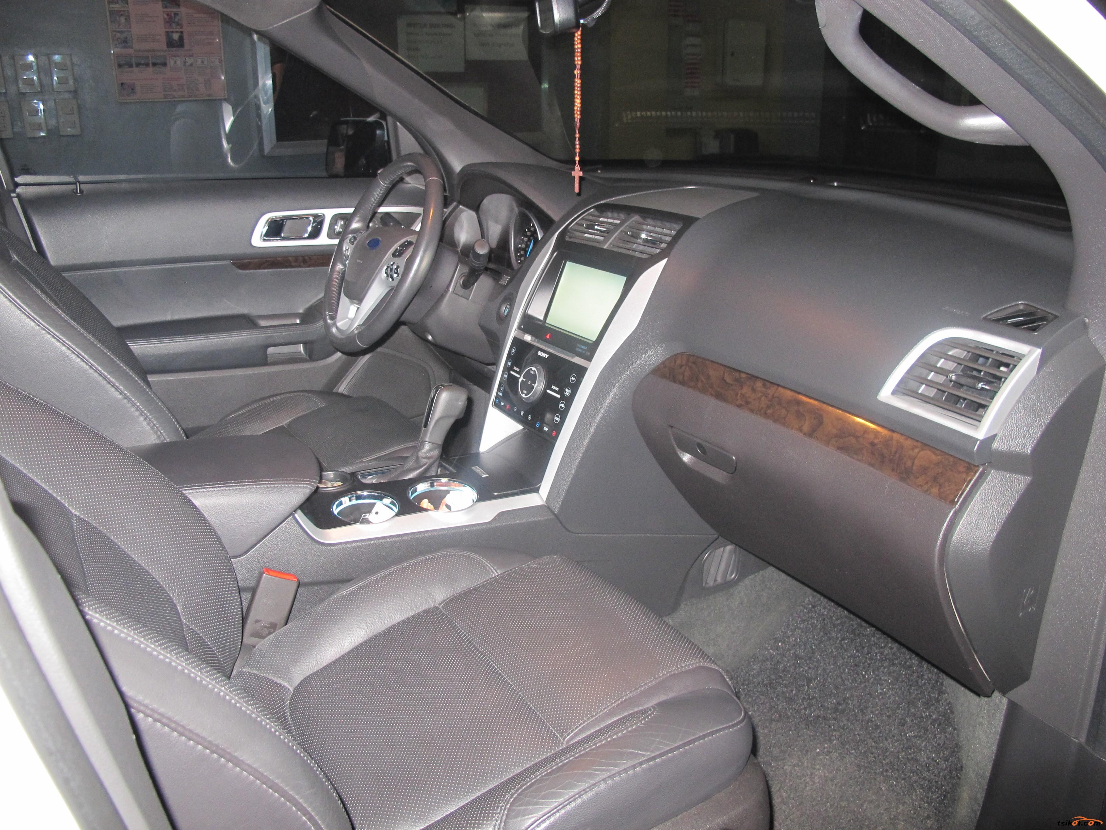 Ford Explorer 2014 - 4
