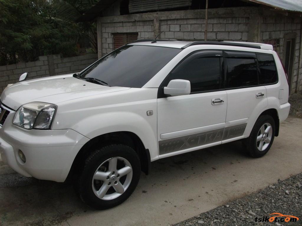 Nissan X-Trail 2005 - 4