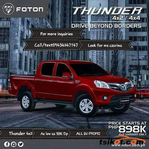 Foton Thunder 2017 - 3