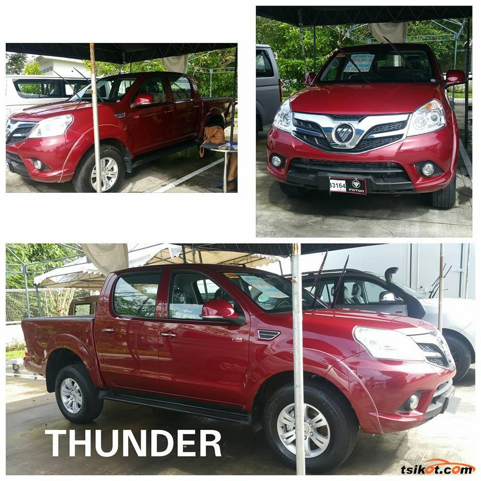Foton Thunder 2017 - 6