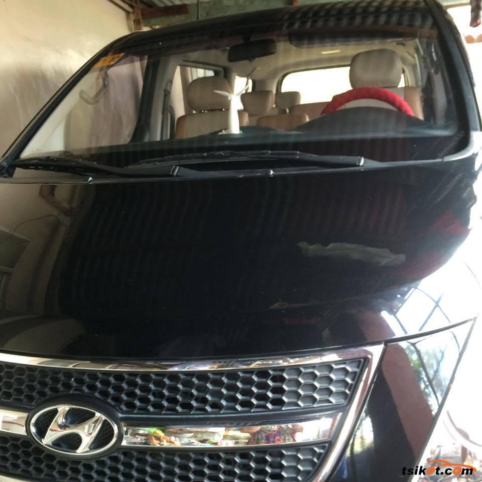 Hyundai Starex 2013 - 3