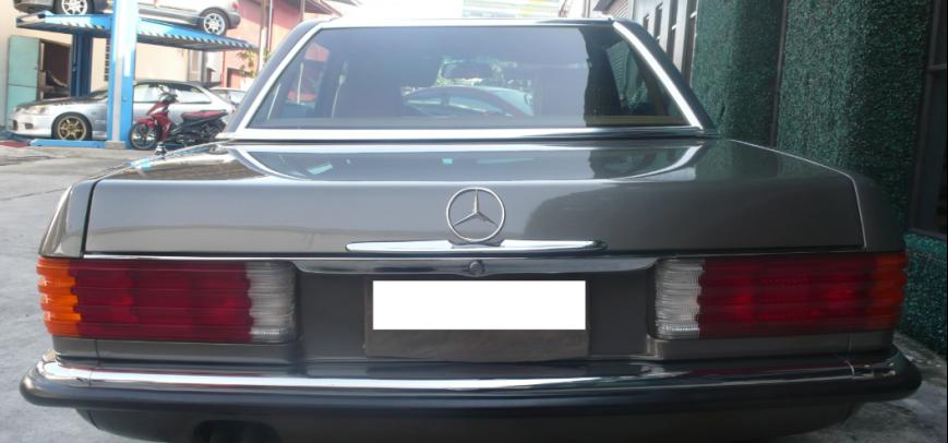 Mercedes-Benz 380 1983 - 3