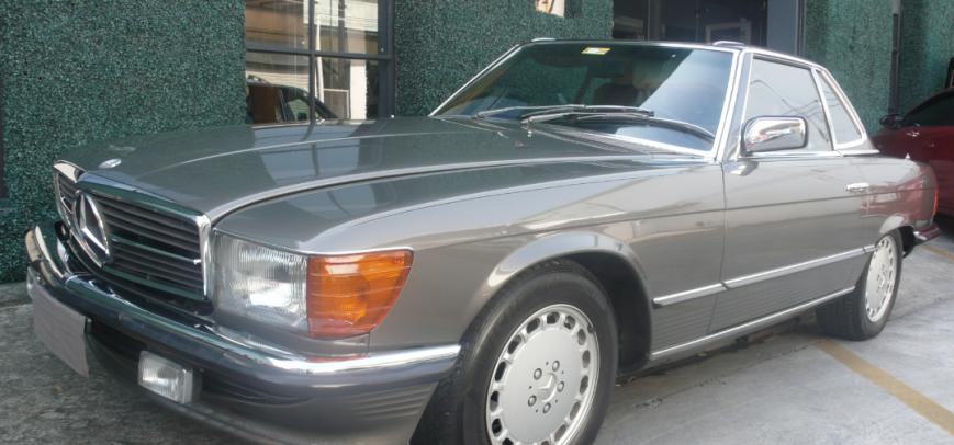 Mercedes-Benz 380 1983 - 5