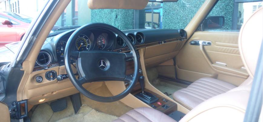 Mercedes-Benz 380 1983 - 9