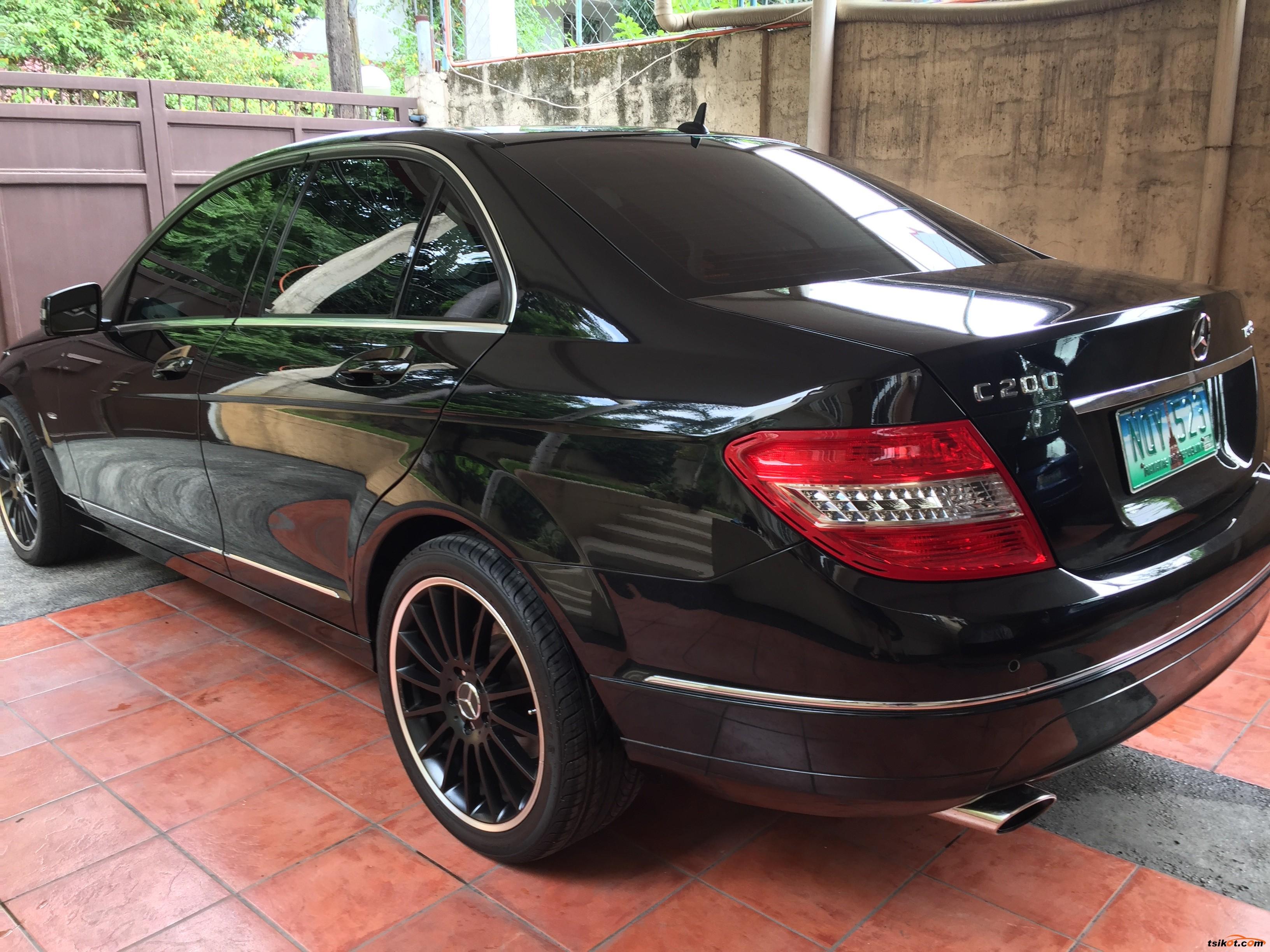 Mercedes-Benz C-Class 2010 - 2