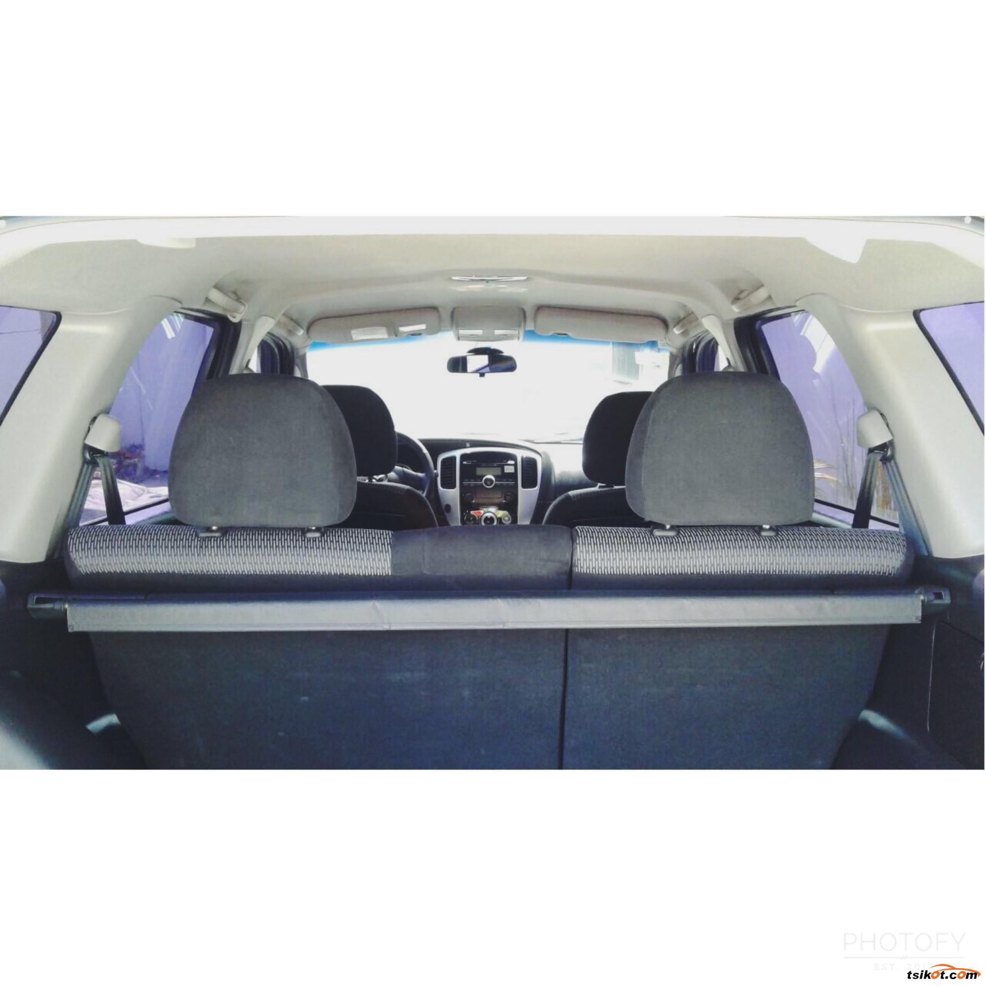Mazda Tribute 2009 - 2