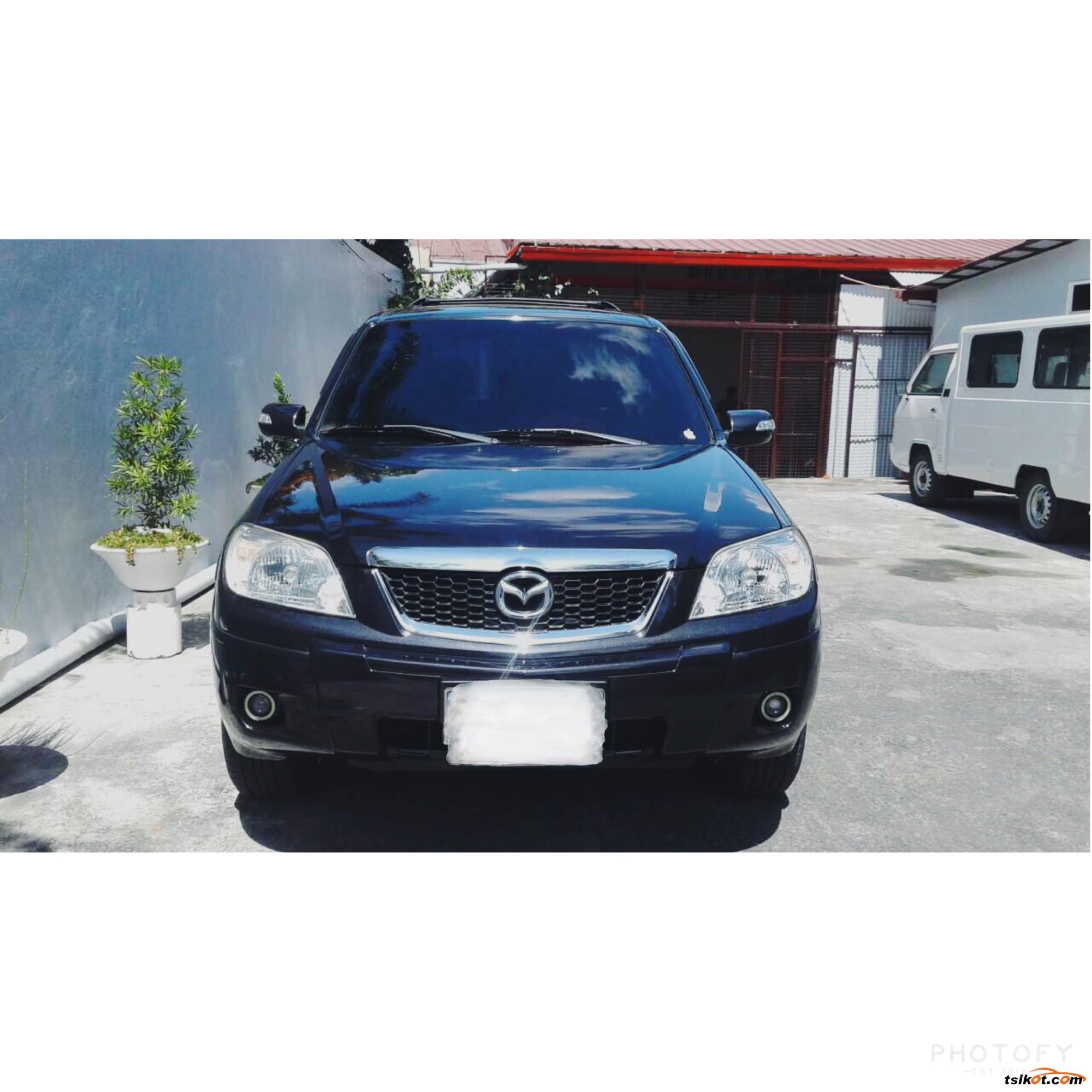 Mazda Tribute 2009 - 7