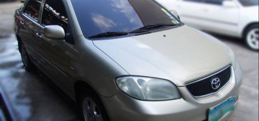 Toyota Vios 2005 - 1