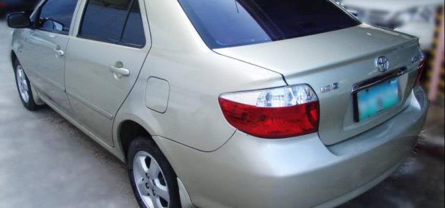 Toyota Vios 2005 - 8