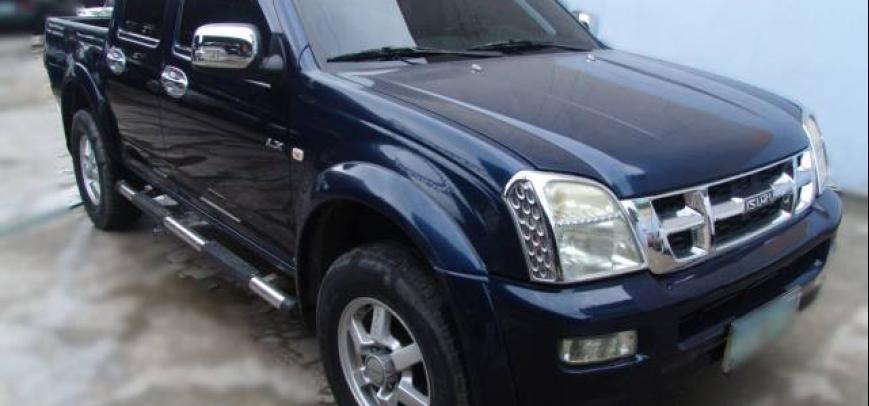 Isuzu D-Max 2006 - 5