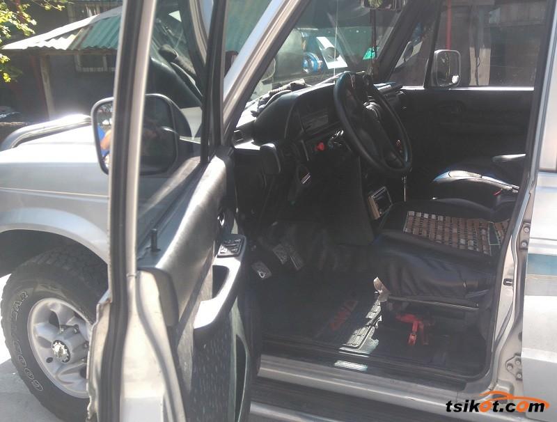 Hyundai Galloper 1997 - 8