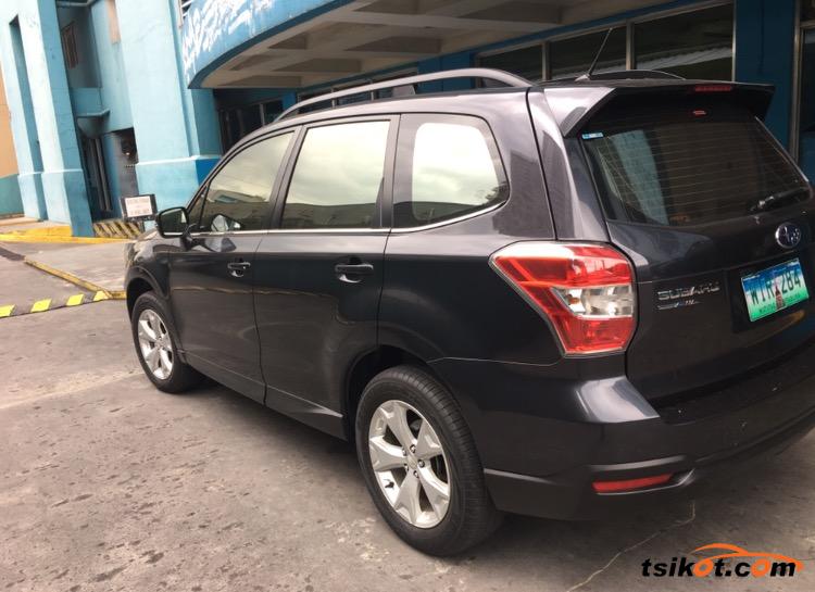 Subaru Forester 2013 - 3