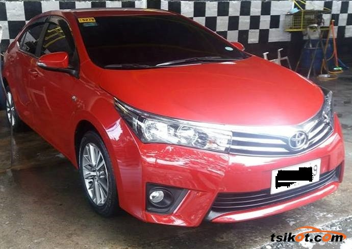 Toyota Corolla 2015 - 2