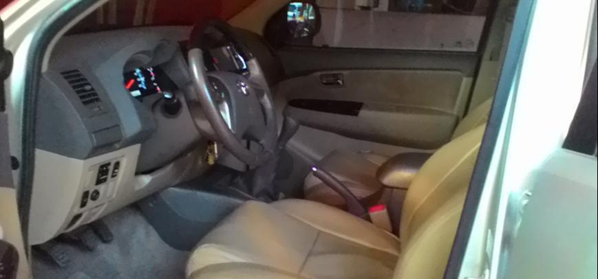 Toyota Fortuner 2013 - 18