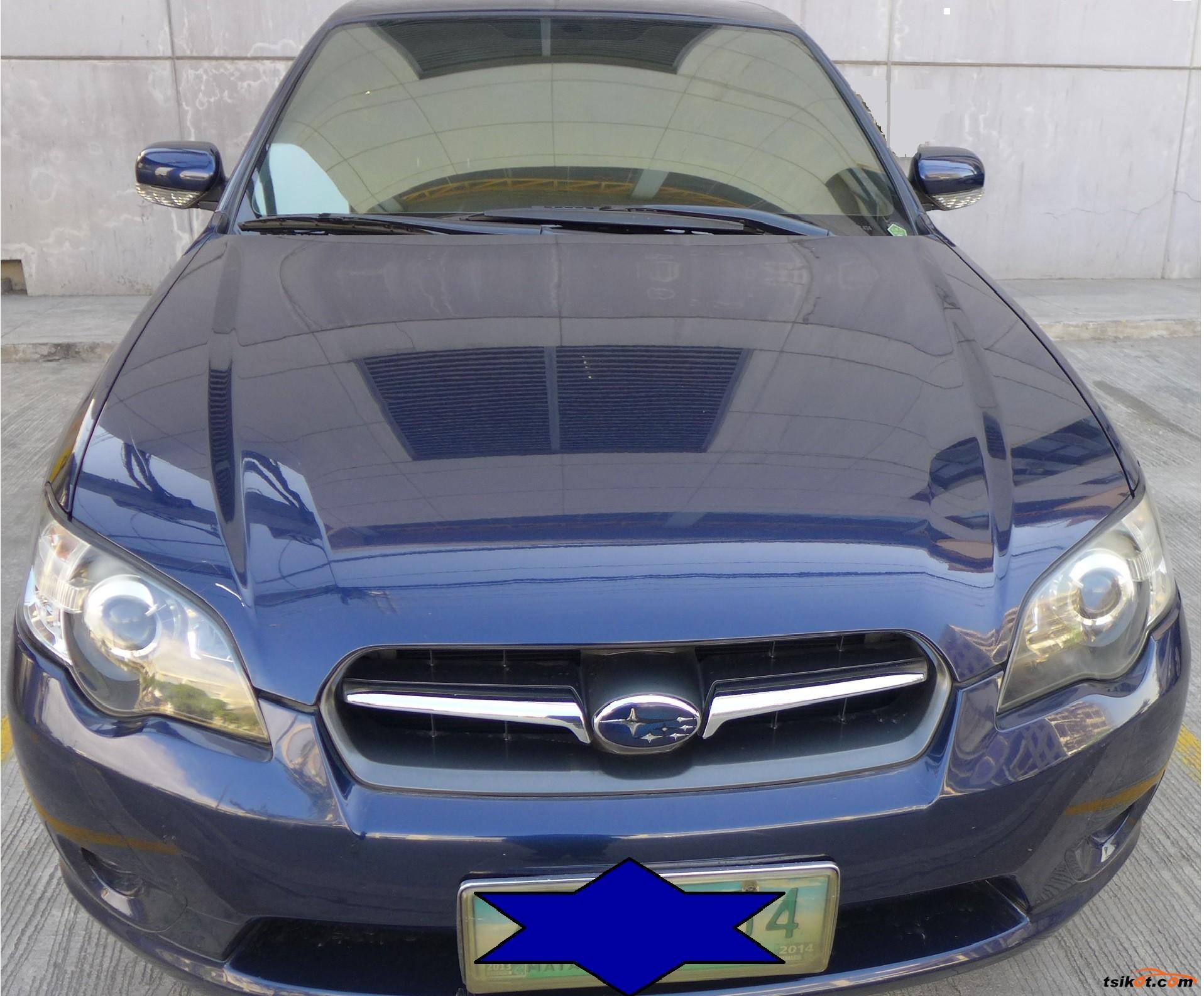Subaru Legacy 2006 - 1
