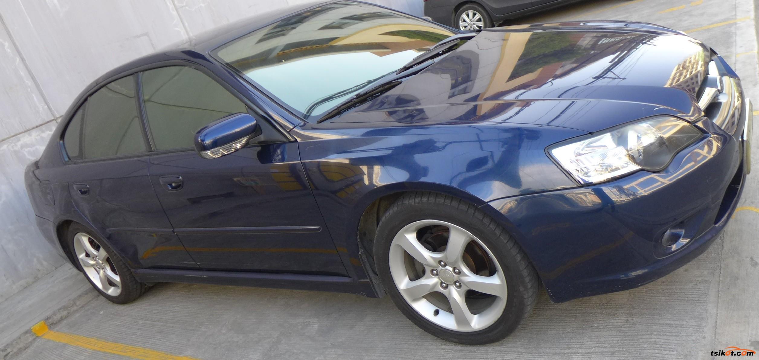 Subaru Legacy 2006 - 2