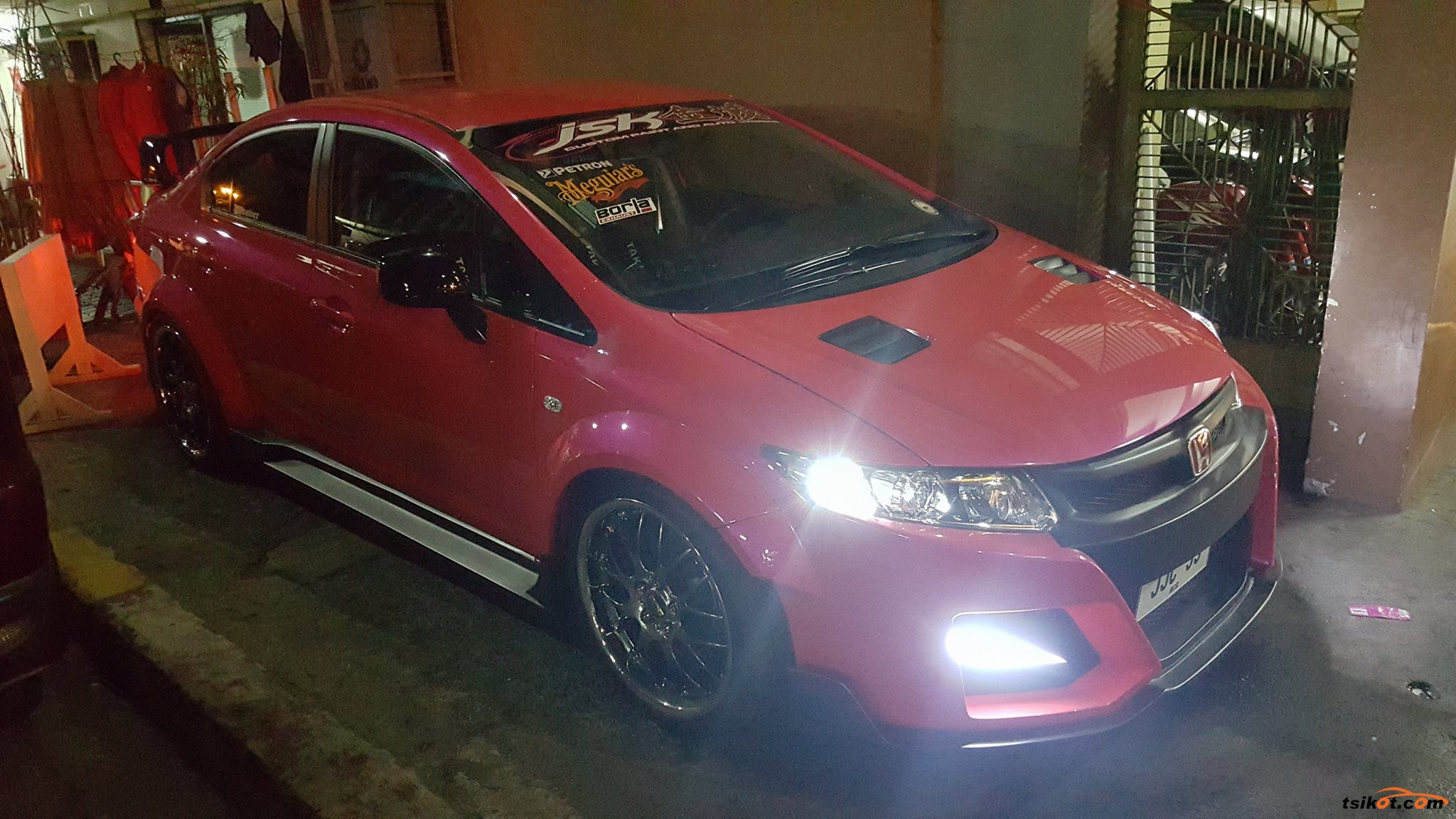Honda Civic 2013 - 4