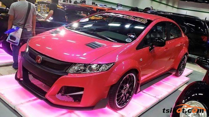 Honda Civic 2013 - 5