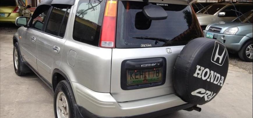 Honda Cr-V 2007 - 11