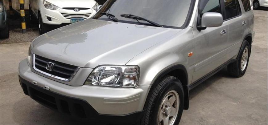 Honda Cr-V 2007 - 6