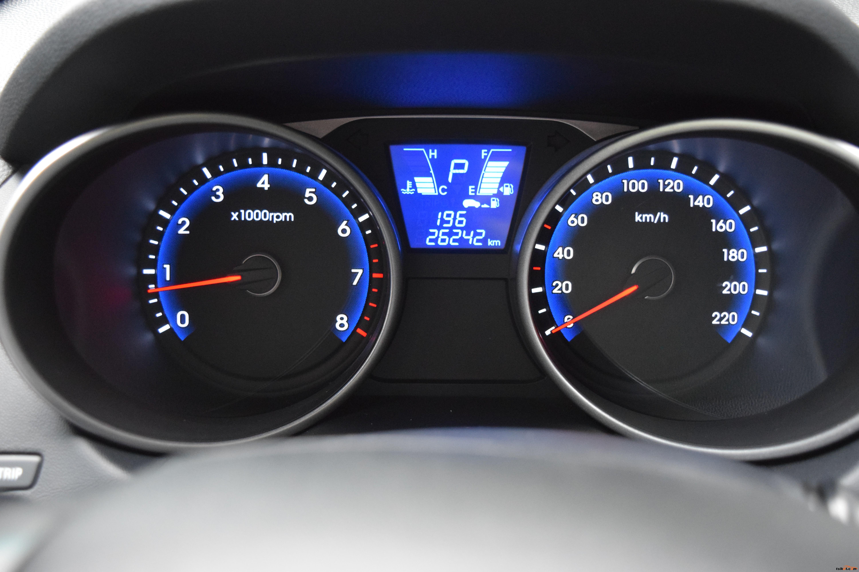 Hyundai Tucson 2014 - 4