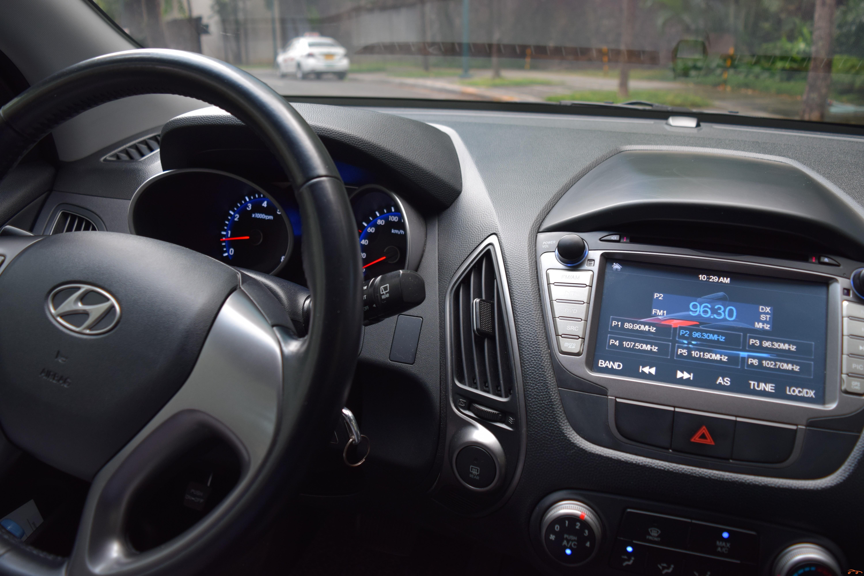 Hyundai Tucson 2014 - 5