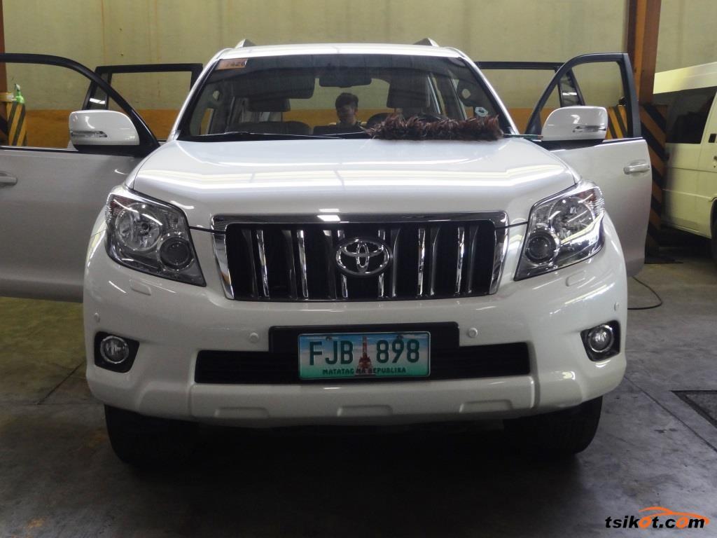 Toyota Land Cruiser Prado 2015 - 1