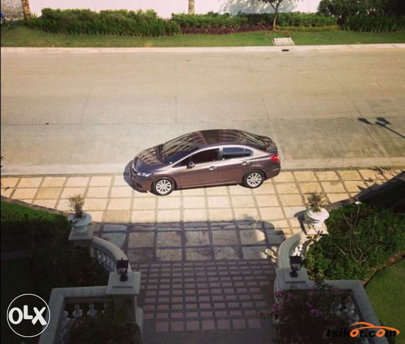 Honda Civic 2012 - 3