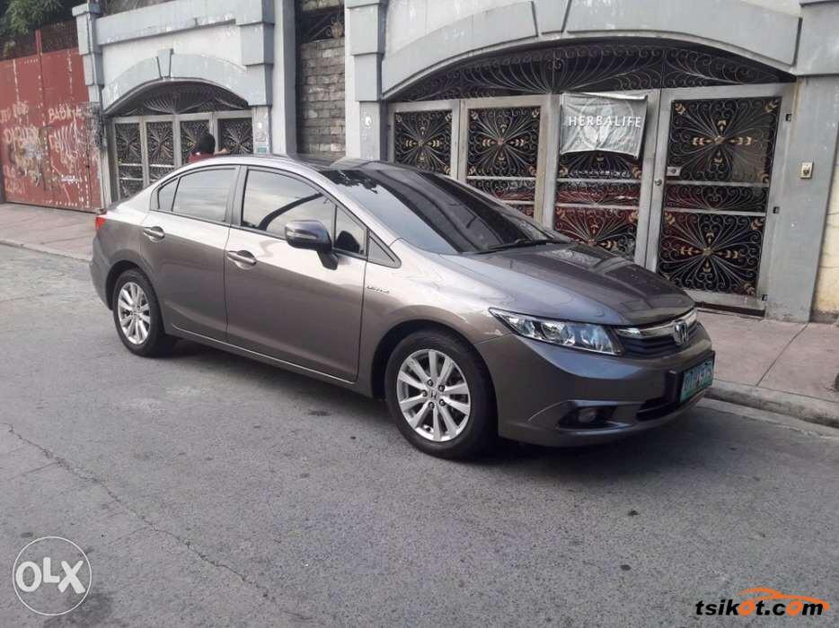 Honda Civic 2012 - 7