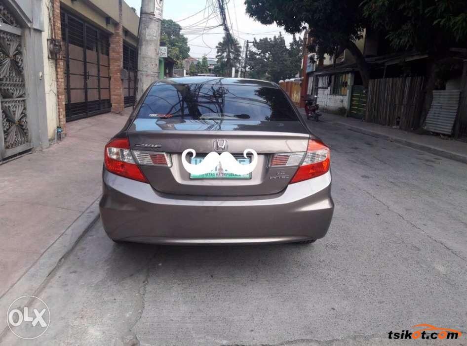 Honda Civic 2012 - 8