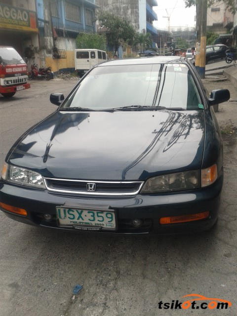 Honda Accord 1997 - 1