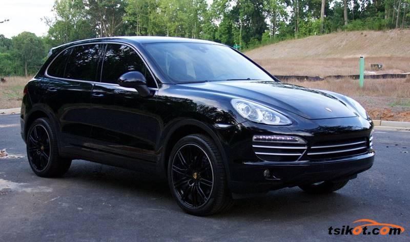Porsche Cayenne 2014 - 2