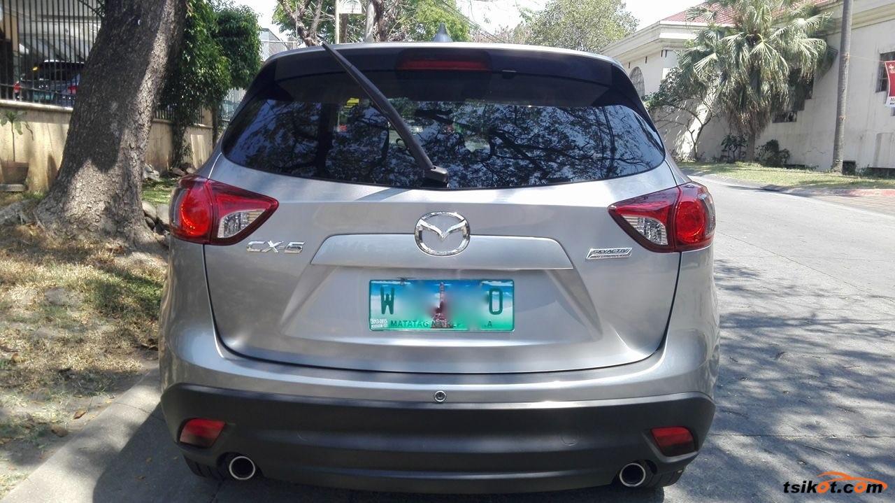 Mazda Cx-05 2013 - 5
