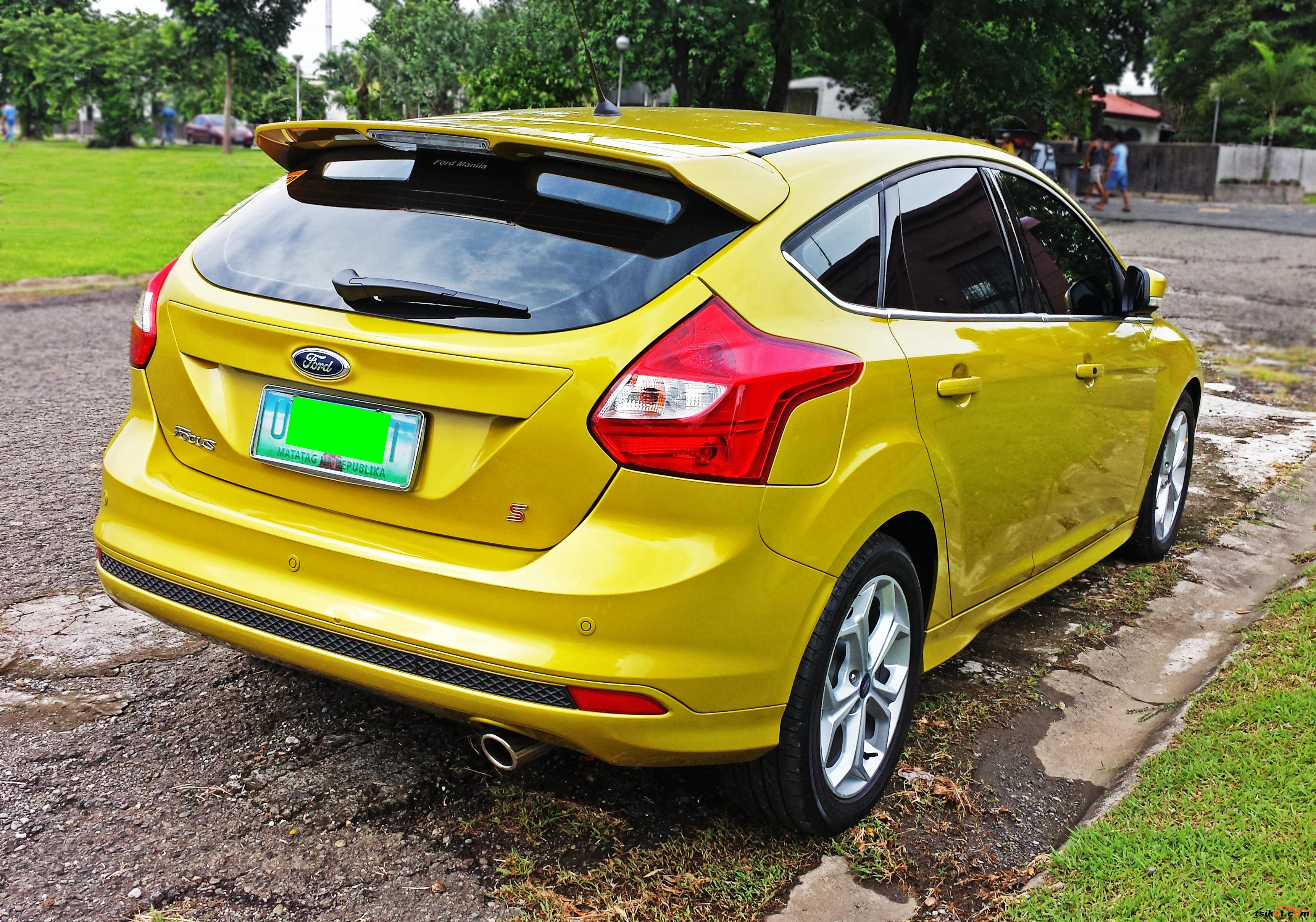 Ford Focus 2014 - 2