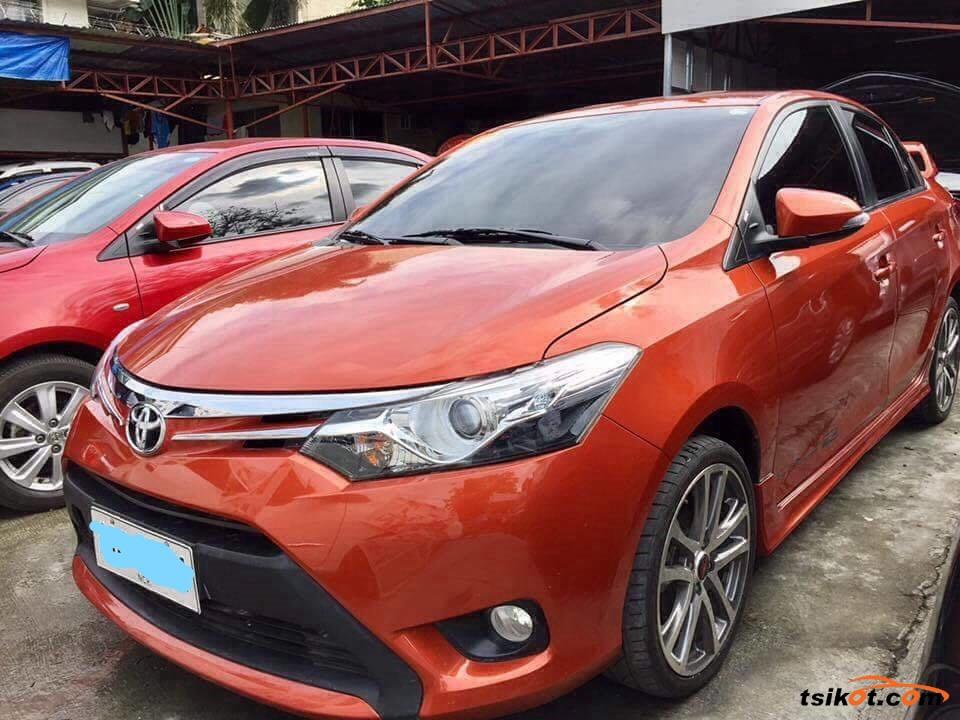 Toyota Vios 2015 - 1