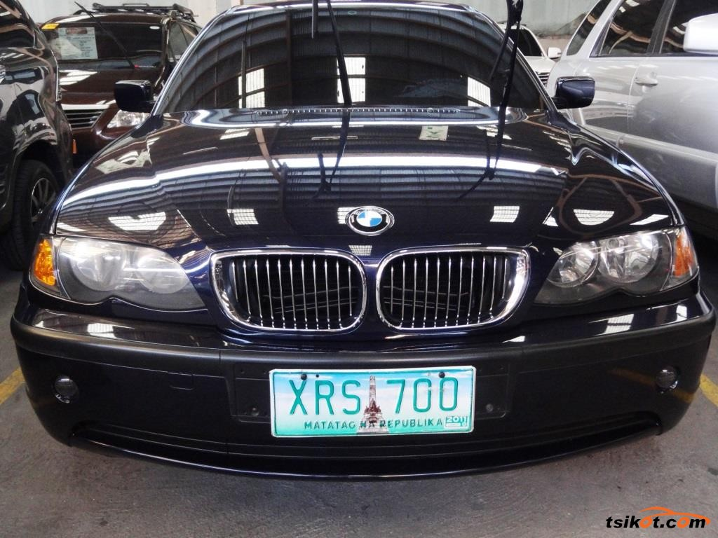 bmw 316i 2004 car for sale metro manila philippines. Black Bedroom Furniture Sets. Home Design Ideas