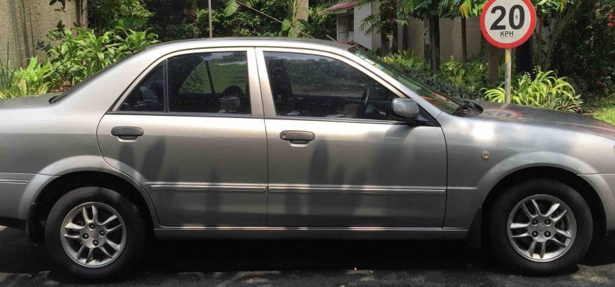 Ford Lynx 2005 - 2