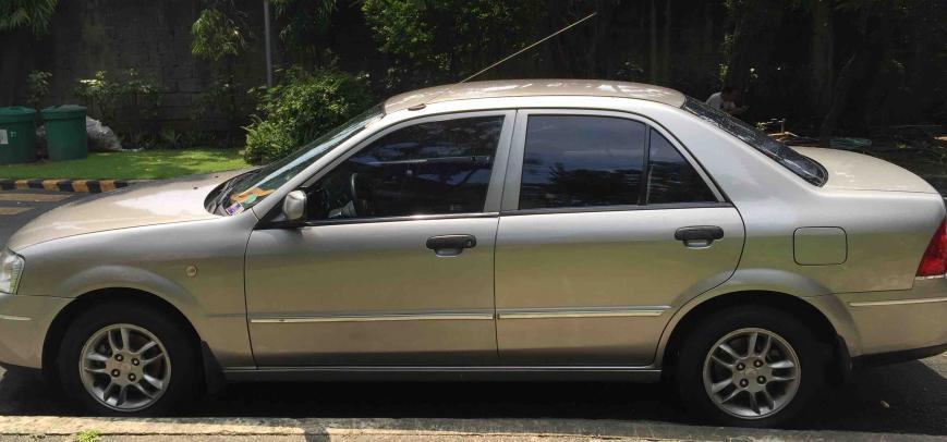 Ford Lynx 2005 - 4
