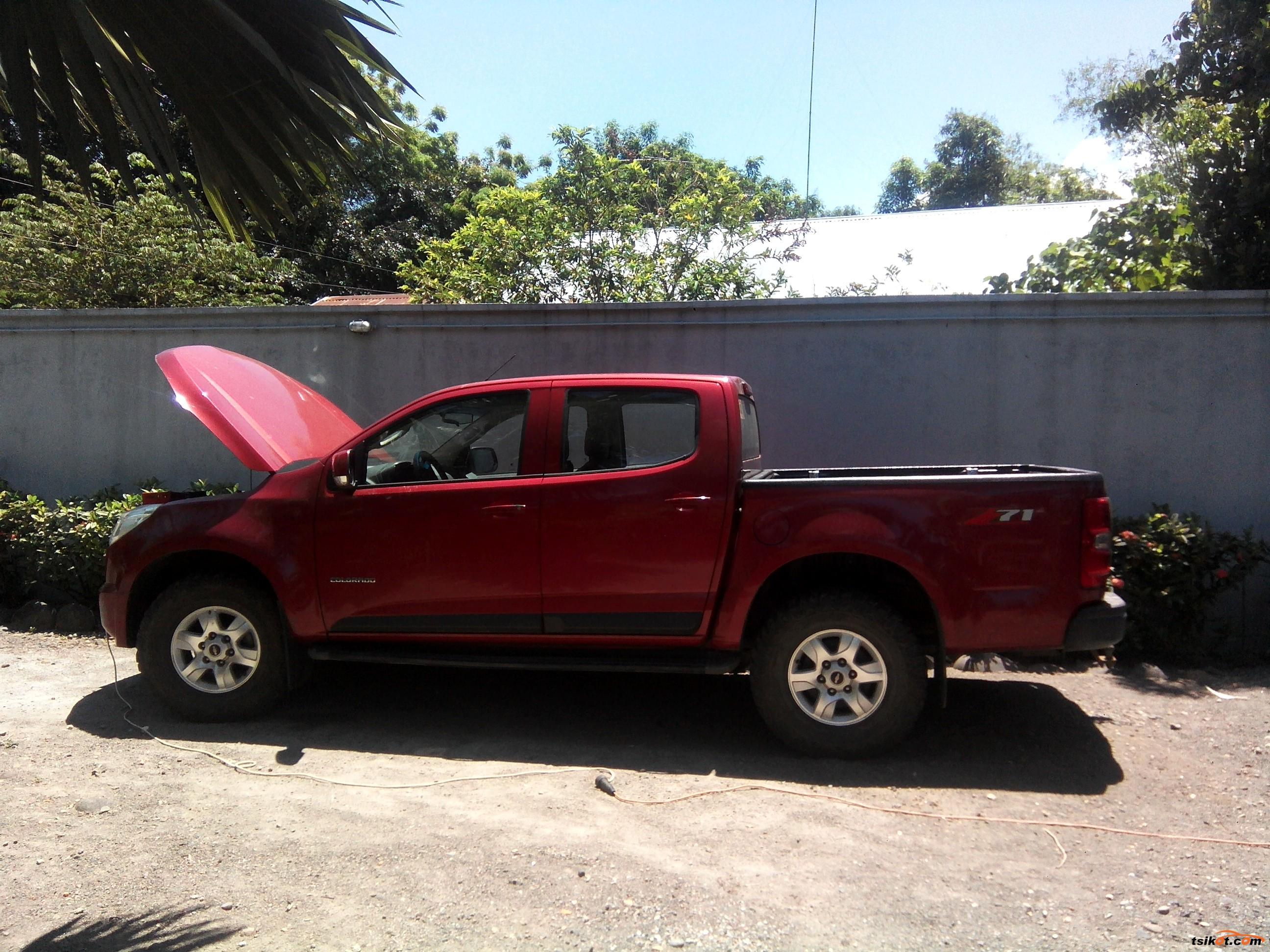 Chevrolet Colorado 2012 - 1