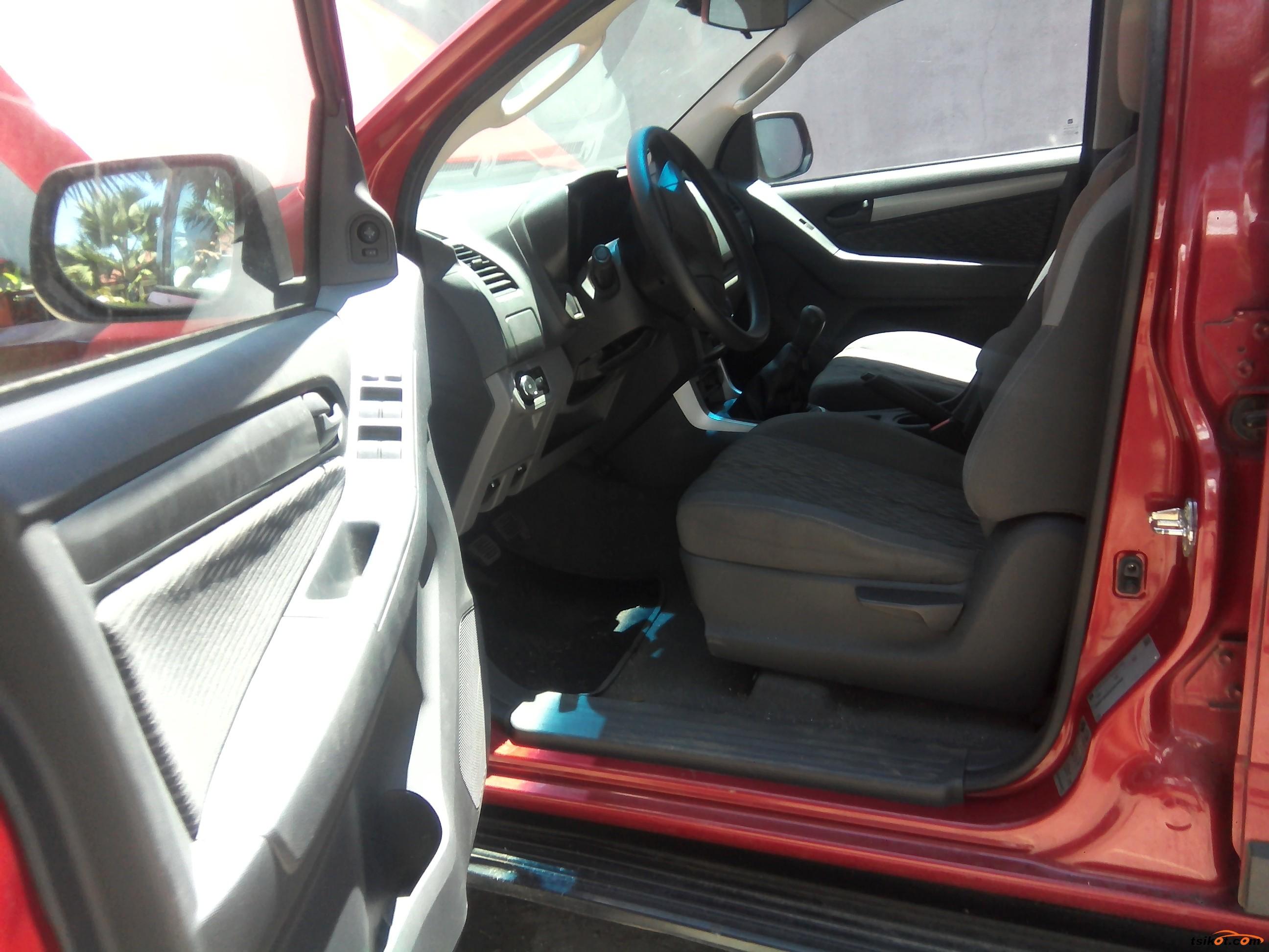 Chevrolet Colorado 2012 - 2