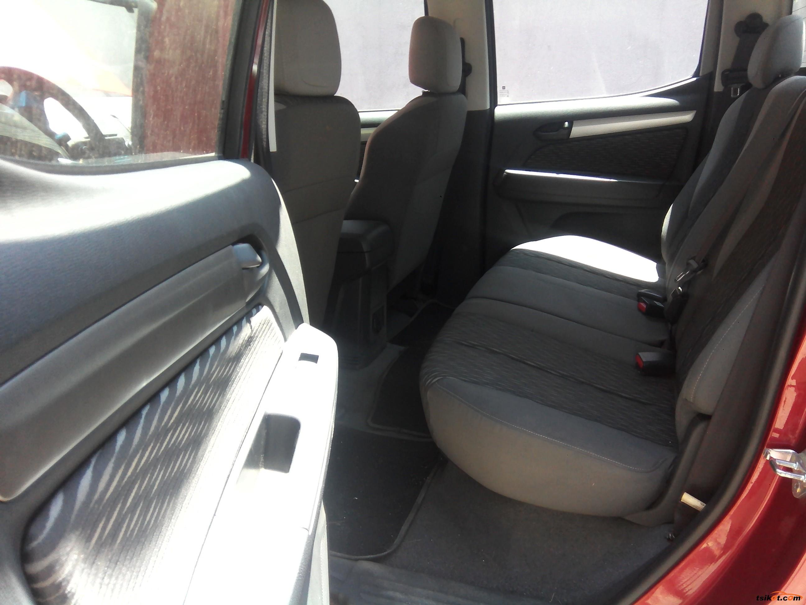 Chevrolet Colorado 2012 - 5