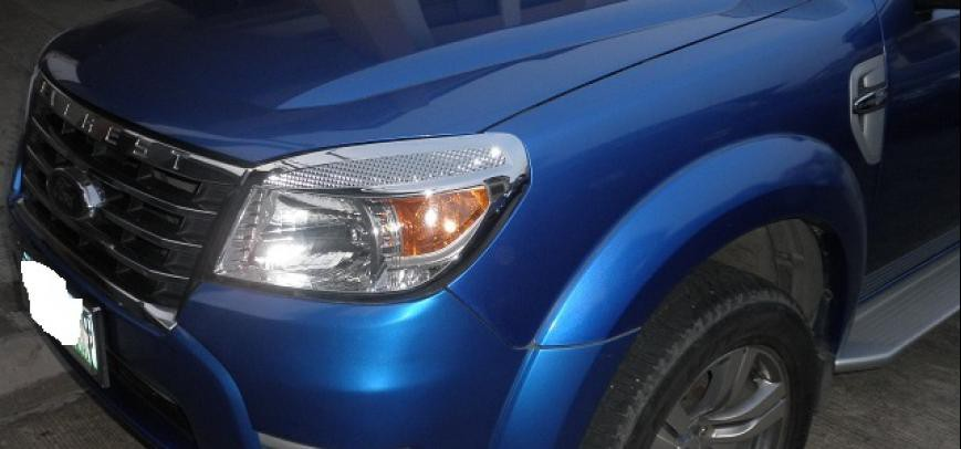 Ford Everest 2012 - 20