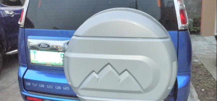 Ford Everest 2012 - 9