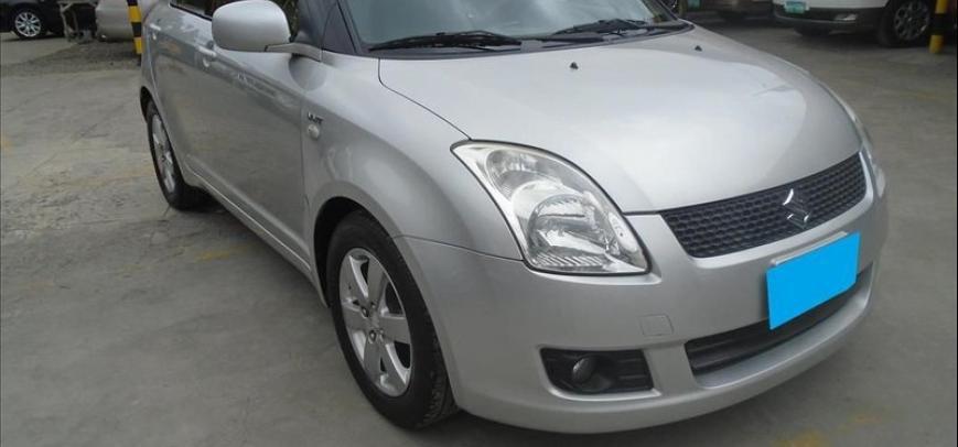 Suzuki Swift 2009 - 12