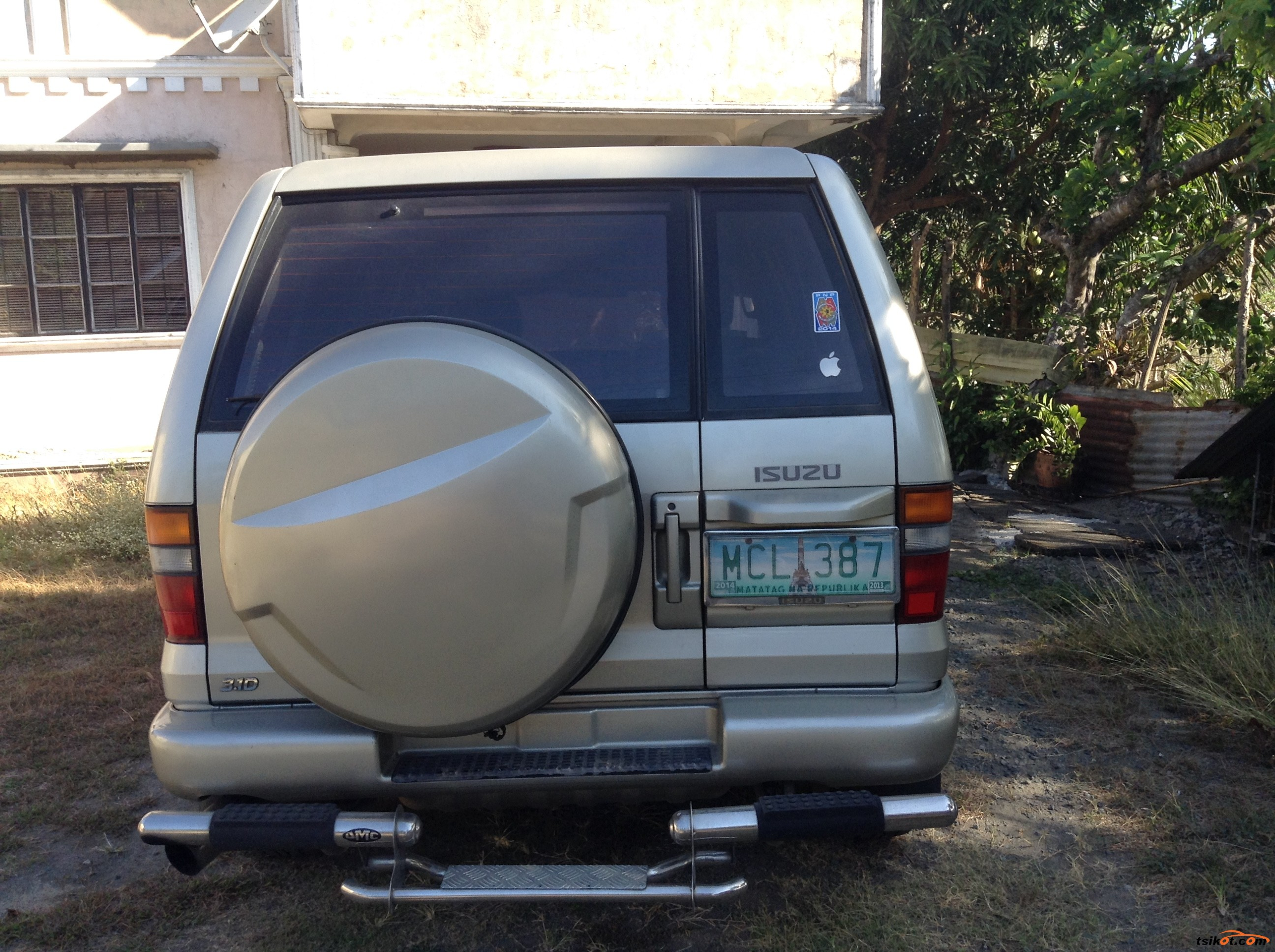 isuzu trooper 1998 car for sale calabarzon philippines. Black Bedroom Furniture Sets. Home Design Ideas