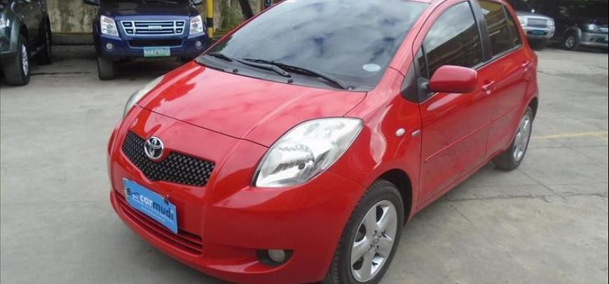 Toyota Yaris 2007 - 6