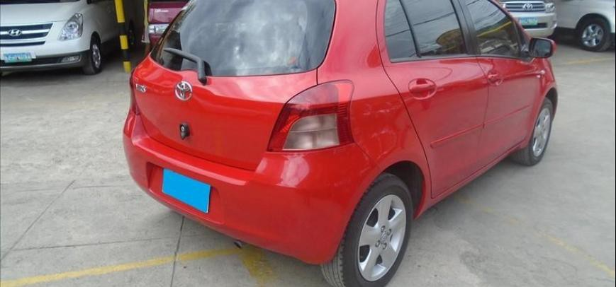 Toyota Yaris 2007 - 7