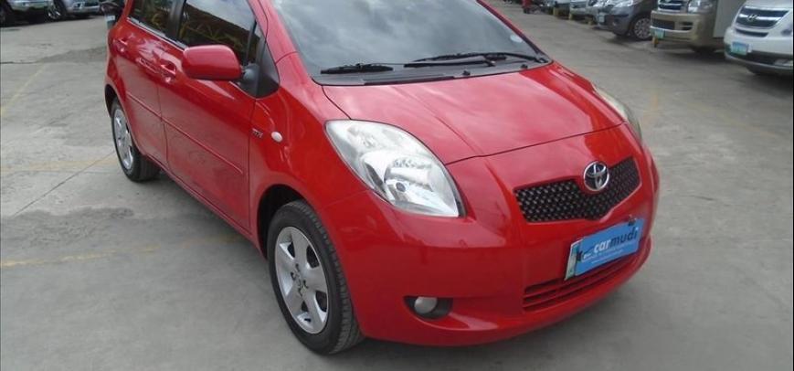 Toyota Yaris 2007 - 8