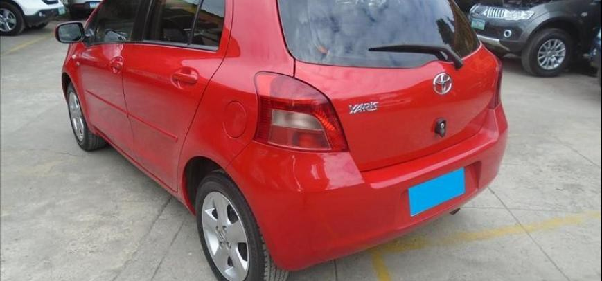 Toyota Yaris 2007 - 9